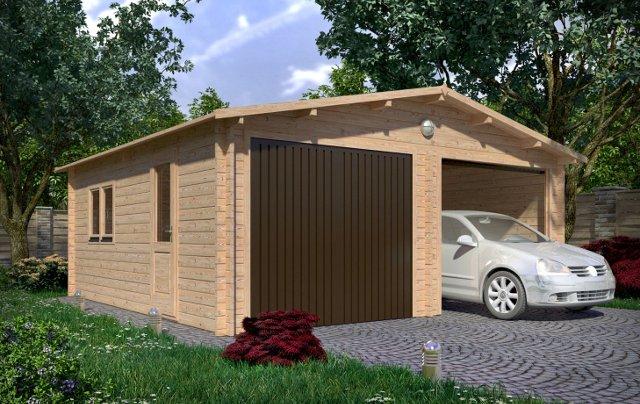 Garage 6x6 Affordable Cabins Ireland