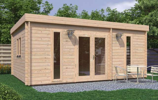 Garden-Leisure Affordable Cabins Ireland