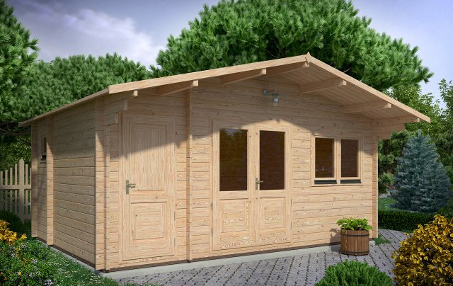 Garden Rooms Perspective Affordable Cabins Ireland
