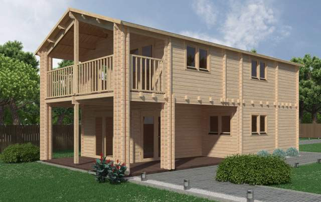 Residential Large Affordable Cabins Ireland