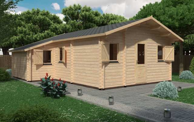 Residential Small Affordable Cabins Ireland