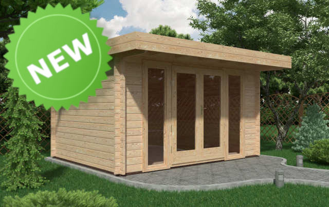 Milan New Affordable Cabins Ireland