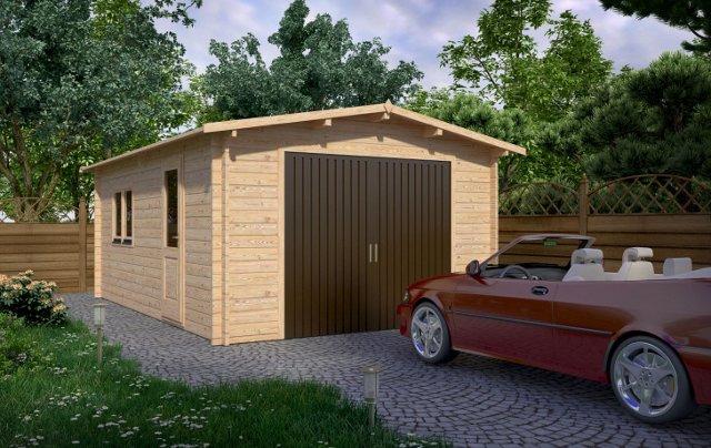 Garage-4x6 Affordable Cabins Ireland