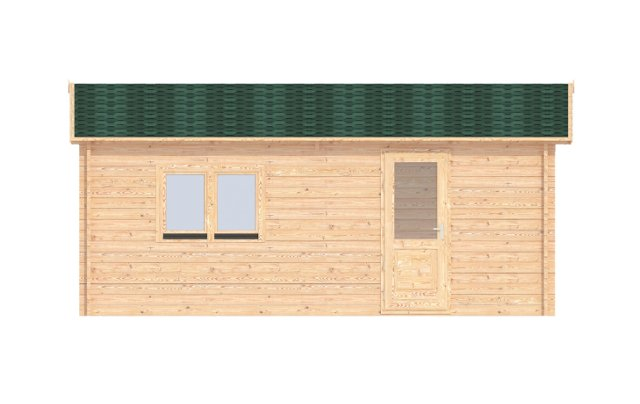 Garage-6x6-left Affordable Cabins Ireland