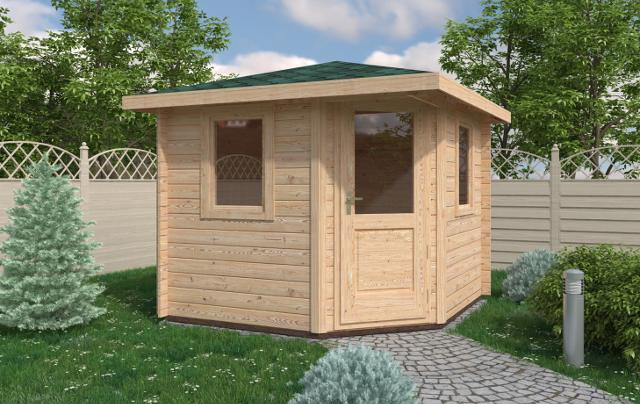 London Garden Room Affordable Cabins Ireland