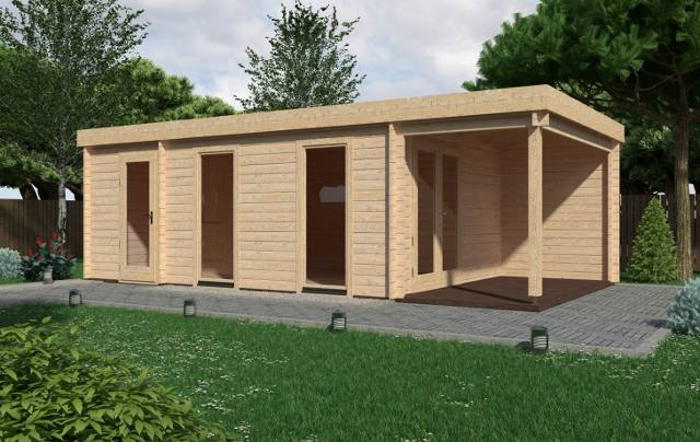 Rico Garden Room Affordable Cabins Ireland