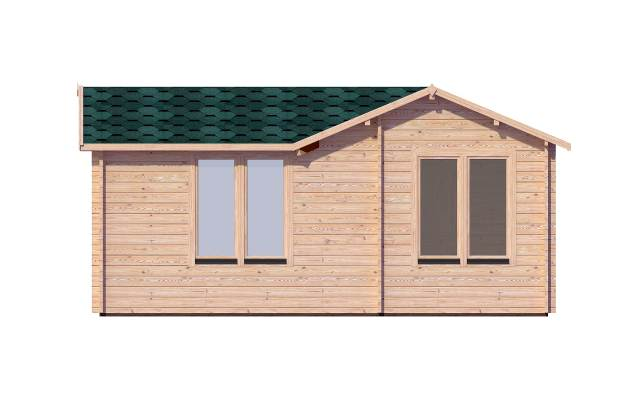 Suzy Right Affordable Cabins Ireland