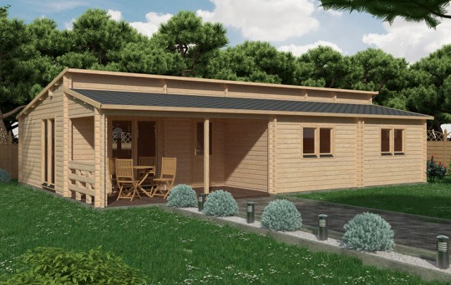 Iberica Affordable Cabins Ireland
