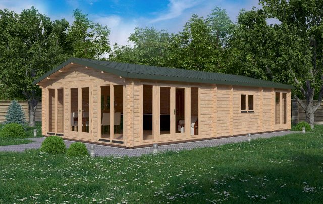 Orchid Affordable Cabins Ireland