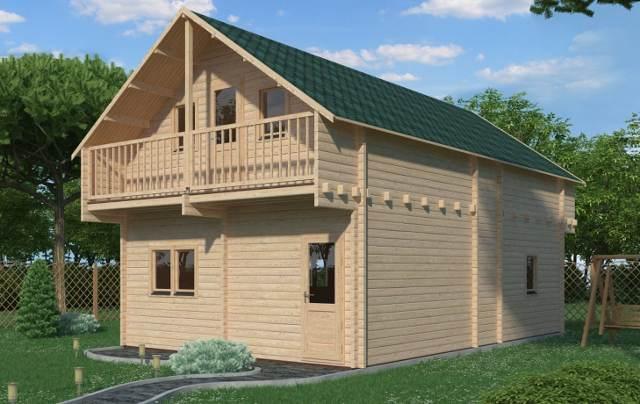 Verona Render Affordable Cabins Ireland