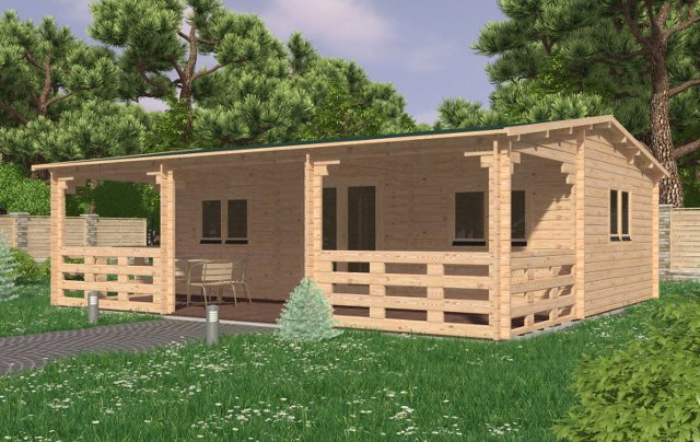 Alma small residential Affordable Cabins Ireland